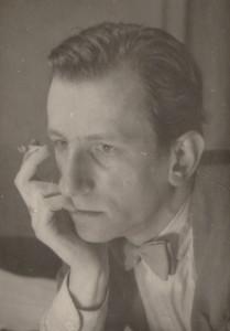 Pracownik Muzeum Narodowego w Warszawie (lata 60-te)