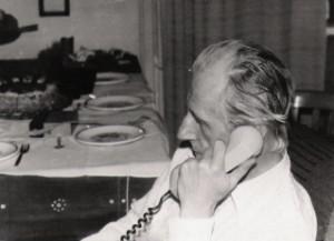 W domu na Przasnyskiej (lata 80-te)