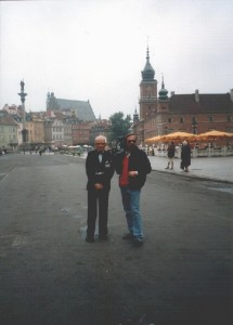 Z operatorem Janem Naukowiczem